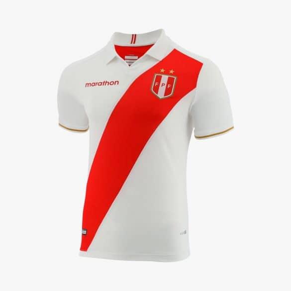 Peru 2019 Copa America Home Kit