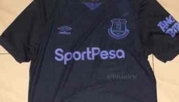 brand new f771a 4cee8 Umbro 2019-20 Everton Third Kit Leaked | The Kitman
