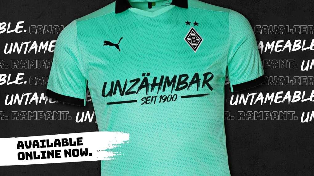 Borussia M/önchengladbach T-Shirt WIR 202113
