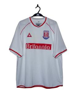 2001-03 Stoke City Away Shirt