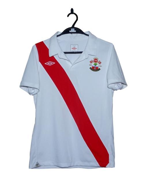 2010-11 Southampton 125 Years Home Shirt