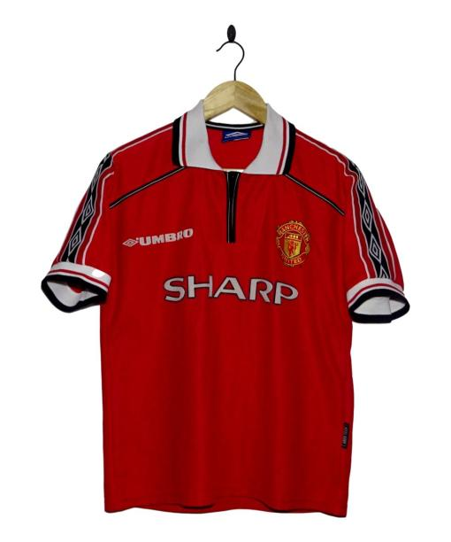 1998-00 Manchester United Home Shirt