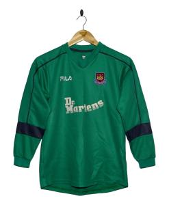 2001-03 West Ham United Goalkeeper Shirt