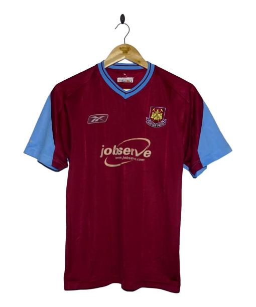 2003-04 West Ham United Home Shirt