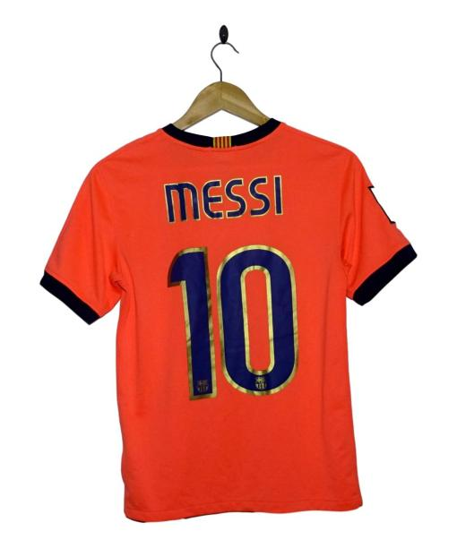2009-10 FC Barcelona Third Shirt