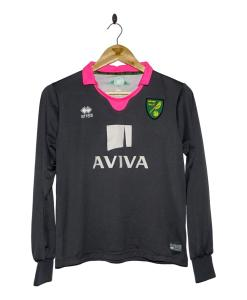 2015-16 Norwich City Home Goalkeeper Shirt