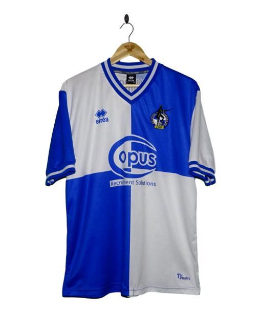 2012-13 Bristol Rovers Home Shirt