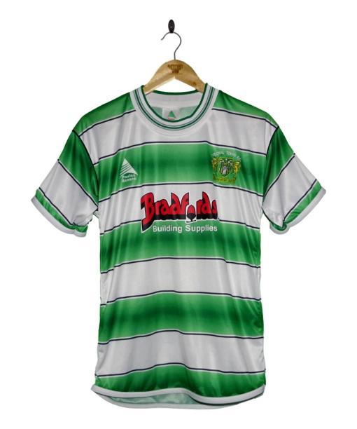 2005-07 Yeovil Town Home Shirt