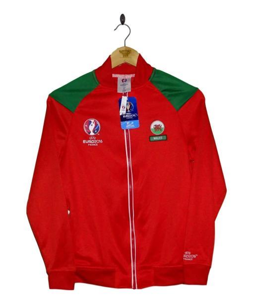 Wales UEFA Euro 2016 Jacket