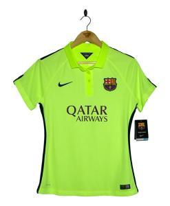 2014-15 FC Barcelona Third Shirt
