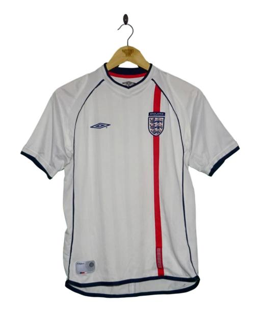 2001-03 England Home Shirt