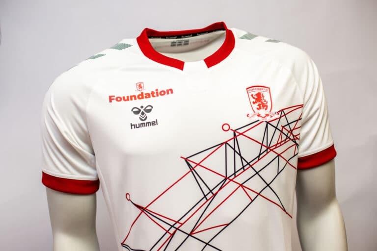 Middlesbrough Third Kit 2020-21 Made By Hummel