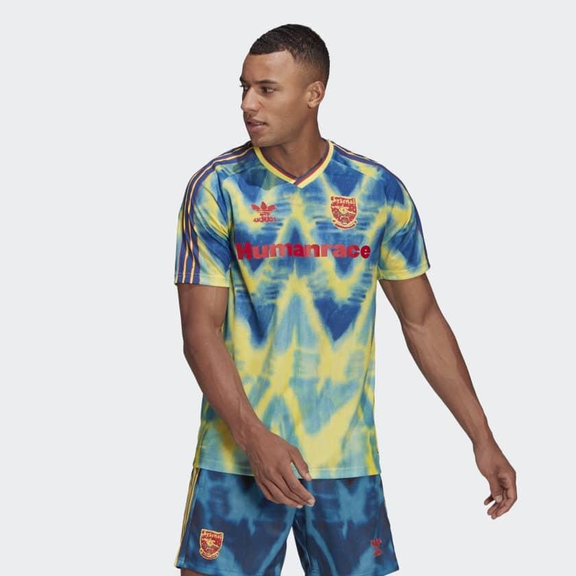 Adidas x Pharrell x Arsenal Humanrace Shirt