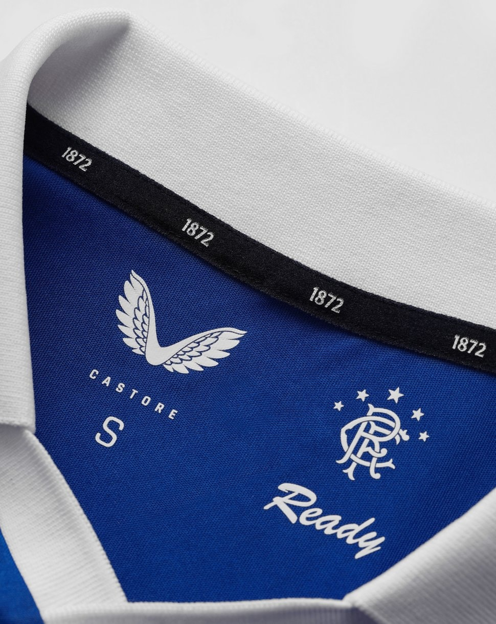 Castore Rangers Retro Kit 2020-21