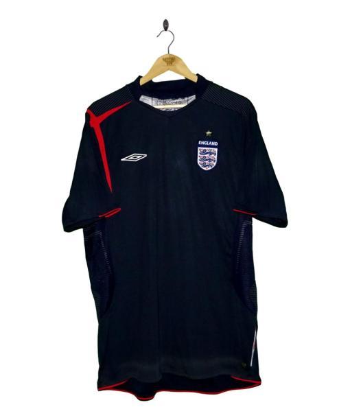 2005-07 England Goalkeeper Shirt