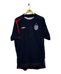 2005-07 England Goalkeeper Shirt