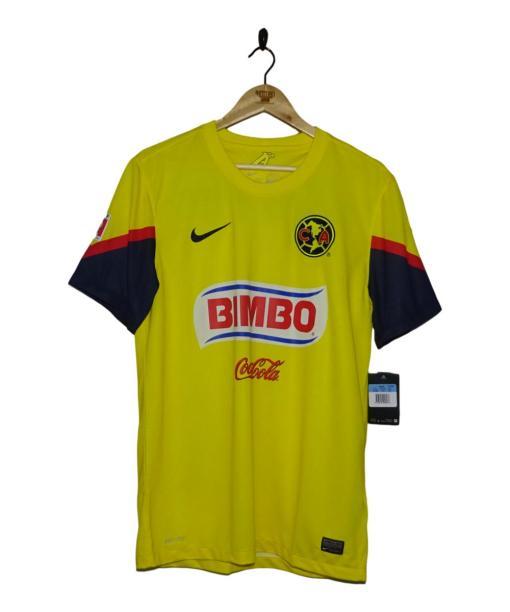 2012-13 Club America Home Shirt