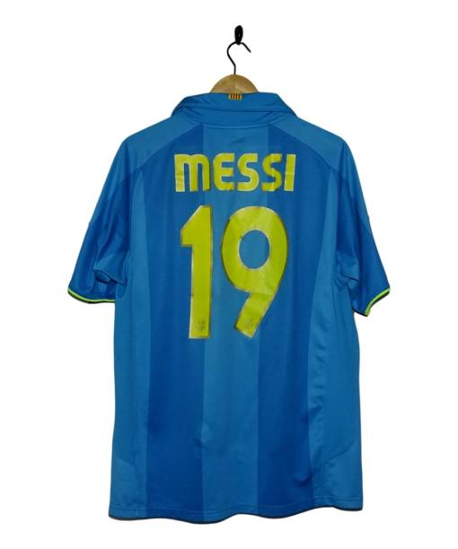 2007-09 FC Barcelona Away Shirt
