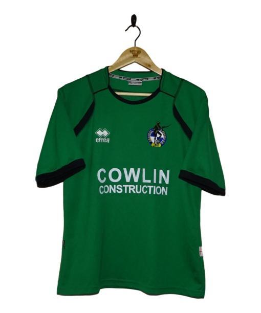 2007-08 Bristol Rovers Away Shirt
