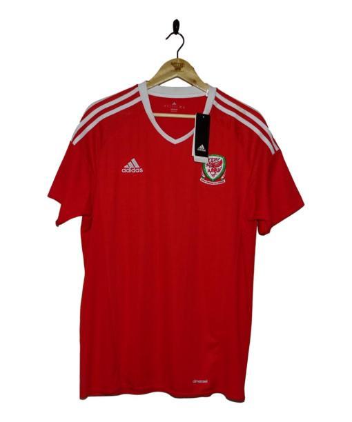 2016-17 Wales Home Shirt