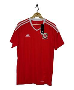 2016-17 Wales Home Shirt