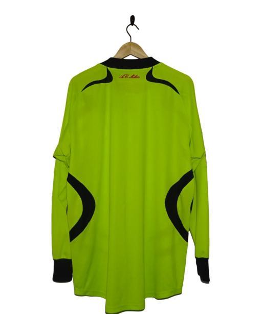 2007-08 AC Milan Goalkeeper Shirt