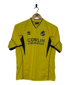 2005-06 Bristol Rovers Signed Away Shirt