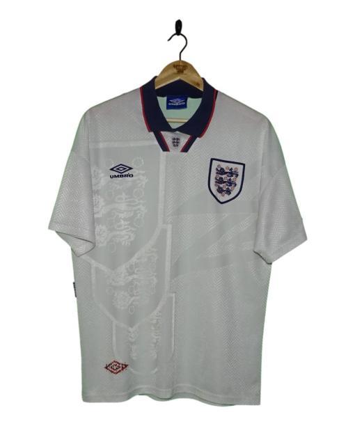 1993-94 England Home Shirt