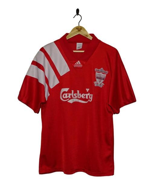 1992-93 Liverpool Centenary Home Shirt