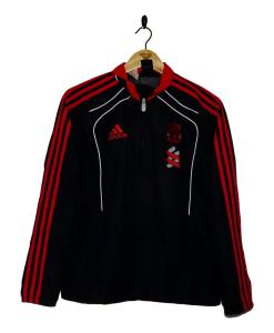 2010-11 Liverpool Adidas Presentation Jacket