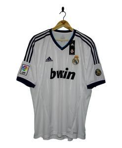 2012-13 Real Madrid Home Shirt
