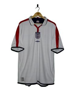 2003-05 England Home Shirt