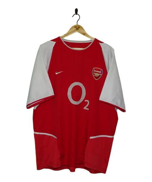 2002-04 Arsenal Home Shirt