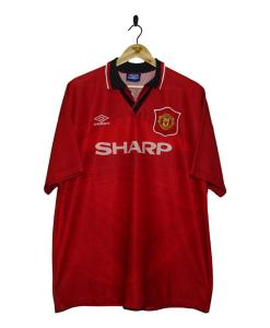 1994-95 Manchester United Home Shirt