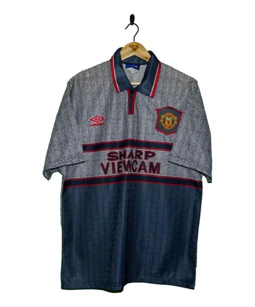 1995-96 Manchester United Away Shirt