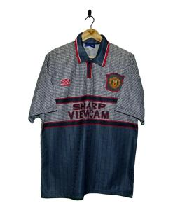 1995-96 Manchester United Away Shirt