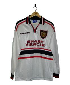 1997-99 Manchester United Away Shirt