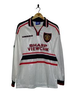 1997-99 Manchester United Away Shirt