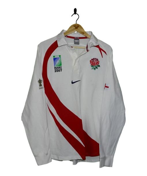 2007-09 England Rugby Shirt
