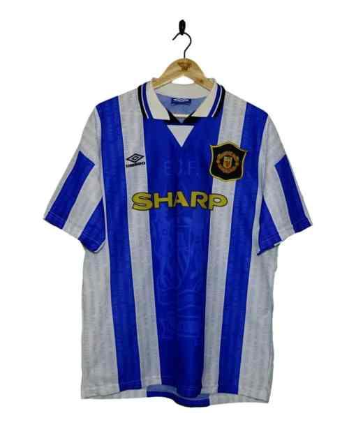 1994-96 Manchester United Third Shirt