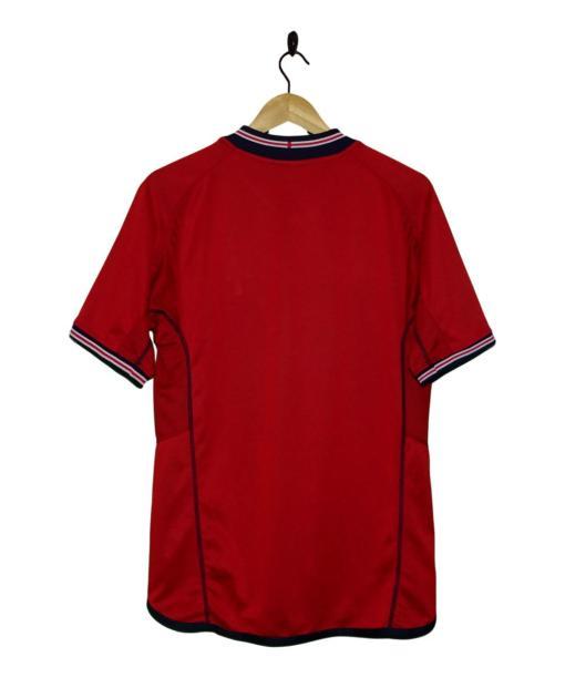 2002-04 England Away Shirt