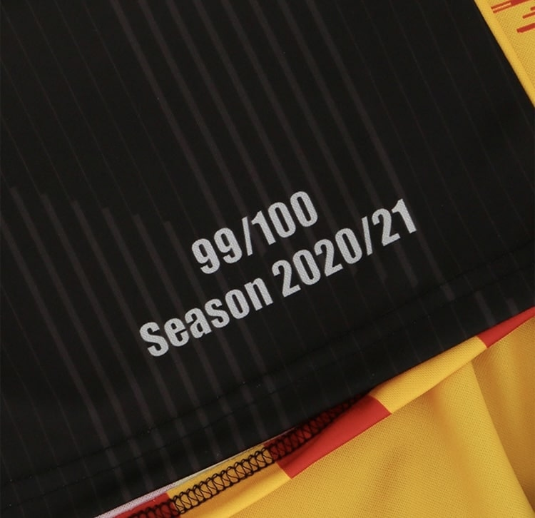 Limited Edition Partick Thistle 2020-21 O'Neills Shirt