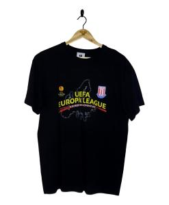 2010-11 Stoke City UEFA Europa League T-Shirt