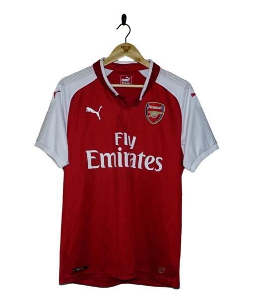 2017-18 Arsenal Home Shirt