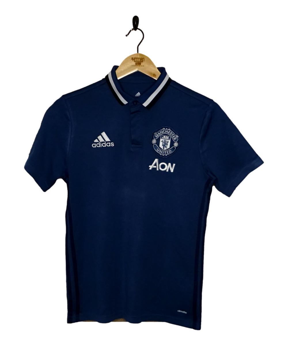2016 17 Manchester United Polo Shirt Lb The Kitman Football Shirts