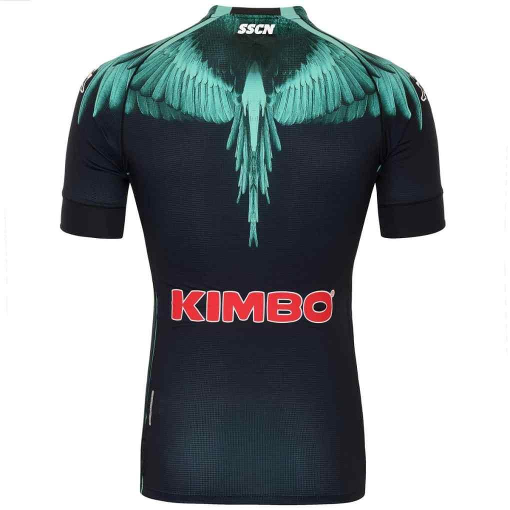 Limited Edition SSC Napoli X Burlon Kappa Kit 2021
