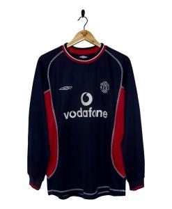 2000-01 Manchester United Third Shirt
