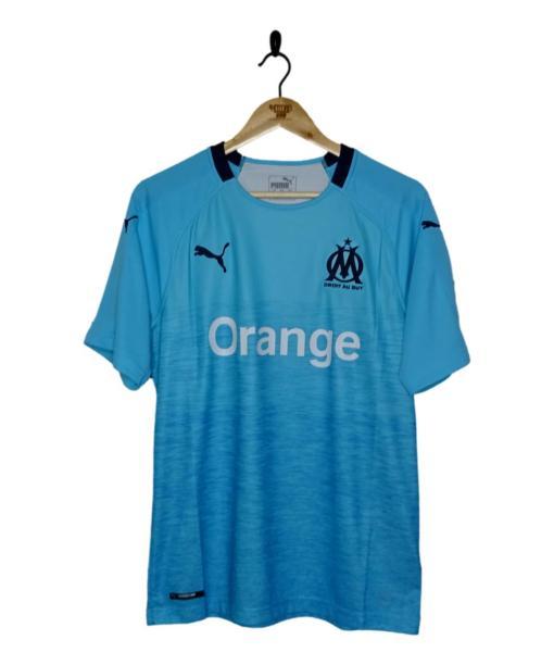 2018-19 Olympique Marseille Third Shirt