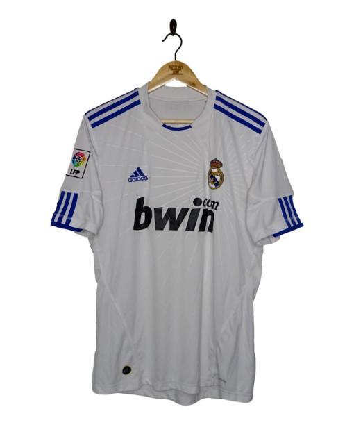2010-11 Real Madrid Home Shirt