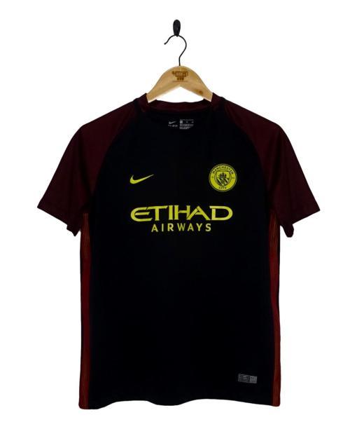 2016-17 Manchester City Away Shirt